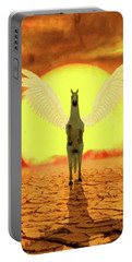 Pegasus By Mary Bassett Portable Battery Charger
