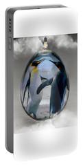Penguin Art Portable Battery Charger