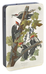 Woodpecker Portable Battery Chargers
