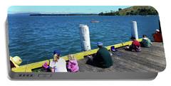 Pilot Bay 1 - Mount Maunganui Tauranga New Zealand Portable Battery Charger