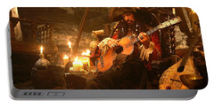 Pirates Of The Caribbean At World's End Portable Battery Charger