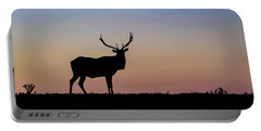 Point Reyes Elk Portable Battery Charger