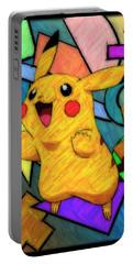 Pokemon - Pikachu Portable Battery Charger