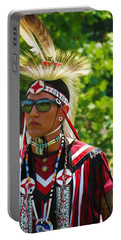 Pow Wow Portable Battery Charger