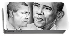 President Barack Obama Portable Battery Charger