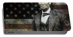 President Lincoln  Portable Battery Charger by Gull G