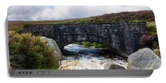 Ps I Love You Bridge In Ireland Portable Battery Charger by Semmick Photo