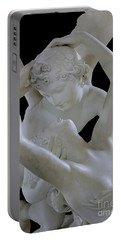Psyche Revived By The Kiss Of Cupid Portable Battery Charger