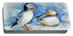 Puffins Portable Battery Charger