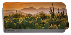 Pure Sonoran Gold  Portable Battery Charger
