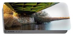 Railway Bridge Portable Battery Charger