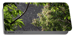 Rain Portable Battery Charger by Bruno Spagnolo