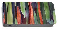 Rainbow Eucalyptus Portable Battery Charger