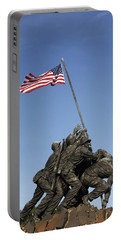 Raising The Flag On Iwo - 799 Portable Battery Charger