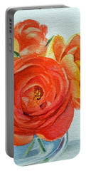 Ranunculus Portable Battery Charger
