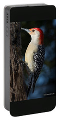 Red-bellied Woodpecker 3a Portable Battery Charger