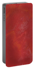 Red Field Portable Battery Charger