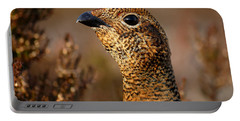 Red Grouse  Portable Battery Charger