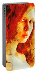 Redhead Portable Battery Charger by Gun Legler