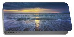 Redondo Beach Sunset Portable Battery Charger
