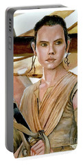 Rey Portable Battery Charger by Tom Carlton