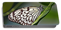Rice Paper Butterfly 8 Portable Battery Charger
