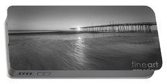 Rise And Shine At Nags Head Pier Portable Battery Charger
