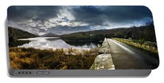 Road To Snowdon Portable Battery Charger