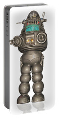 Robby The Robot Portable Battery Charger