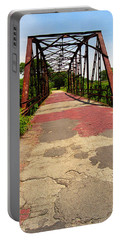 Route 66 - One Lane Bridge Portable Battery Charger