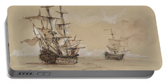 Sail Ships Portable Battery Charger