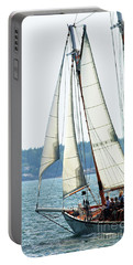 Sailing In Maine Portable Battery Charger