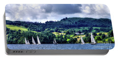 Sailing Lake Windermere Portable Battery Charger