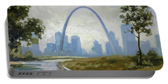Saint Louis Panorama Portable Battery Charger