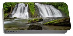 Salmon Creek Falls - Juneau Portable Battery Charger