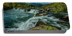 Sandstone Falls New River Portable Battery Charger