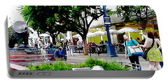 Santa Monica Promenade Portable Battery Charger