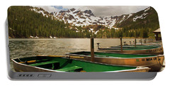 Sardine Lake Portable Battery Charger