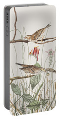 Savannah Finch Portable Battery Charger