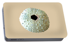 Portable Battery Charger featuring the photograph Sea Urchin by Anastasiya Malakhova