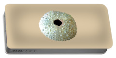 Sea Urchin Portable Battery Charger by Anastasiya Malakhova