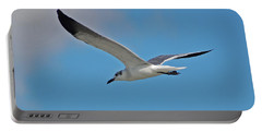 Portable Battery Charger featuring the photograph 1- Seagull by Joseph Keane