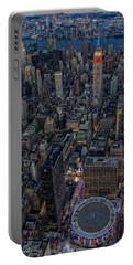 September 11 Nyc Tribute Portable Battery Charger