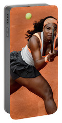 Serena Williams 4 Portable Battery Charger