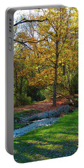 Portable Battery Charger featuring the photograph Serenity by Nick Kirby