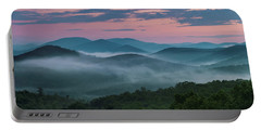 Portable Battery Charger featuring the photograph Shenandoah Sunrise by Kevin Blackburn