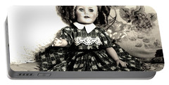 Shirley Temple Portable Battery Charger