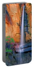 Sinawava Falls Portable Battery Charger