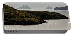 Skellig Islands, County Kerry, Ireland Portable Battery Charger