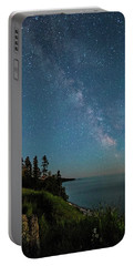 Portable Battery Charger featuring the photograph Sky Light by Doug Gibbons